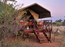 KWAF - Tent Exterior